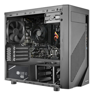 Pc Gamer Amd Ryzen 3 3200g - Radeon Vega 8 - Prime