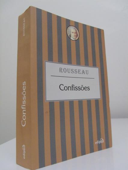 Livro - Confissões - Jean-jacques Rousseau