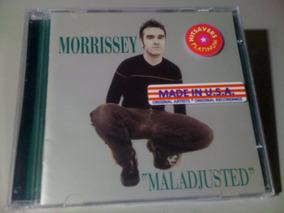Morrissey - Maladjusted Cd Lacrado Fabrica U.s.a: Importado