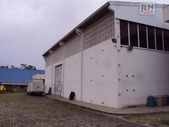 Galpão Comercial Em Cezar De Souza, Mogi Das Cruzes. - Cód. Ga0012 - Ga0012