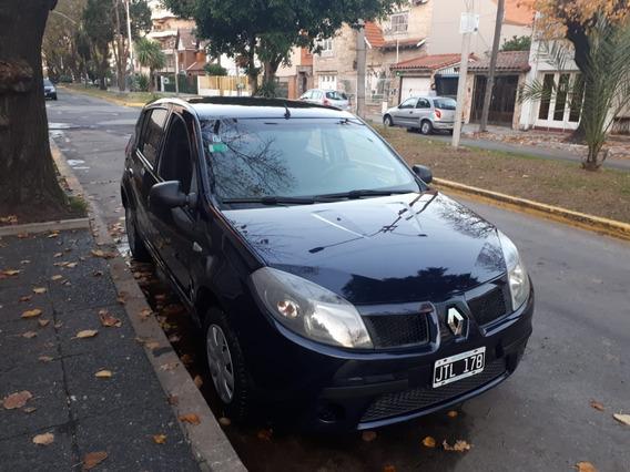 Renault Sandero 1.6 8v Pack