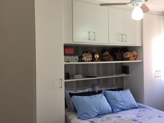 Apartamento Em Jardim Hollywood, São Bernardo Do Campo/sp De 61m² 2 Quartos À Venda Por R$ 270.000,00 - Ap295331