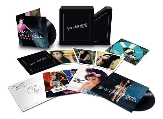 Lp Vinil Box Amy Winehouse Collection Lacrado Original