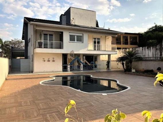 Casa Com 4 Dormitórios, Confortável No Condomínio Nova Higienópolis - 362