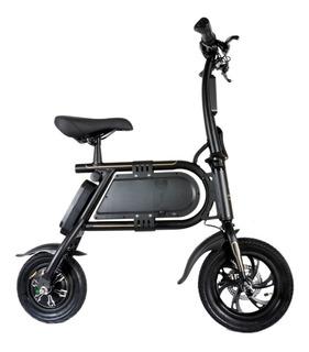 Scooter Eléctrica Con Asiento Plegable 350w, 36v, 4400mah