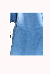 Roupas Femininas Vestido Médio Jeans - Promoção - 009