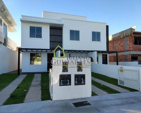 Casa 2 Dorm Com Possibilidade De Financiamento Residencial À Venda, São João Do Rio Vermelho, Florianópolis. - Ca00150 - 33906906