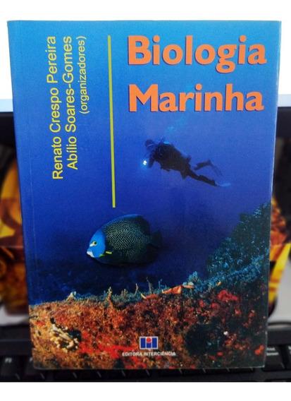 Livro Biologia Marinha - Renato Crespo Pereira