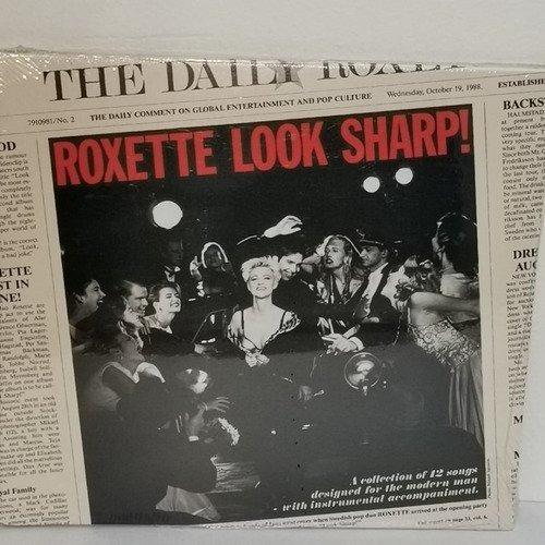Roxette Look Sharp! Cd Eu Nuevo Musicovinyl