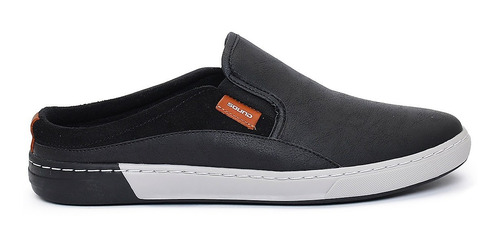 Sapatenis Iate Mule Slip-on Casual Masculino Sound Shoes