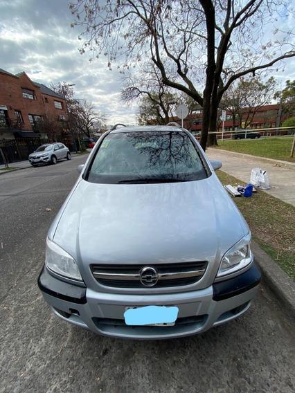 Chevrolet Zafira Gl 8v 2.0l Año 2006