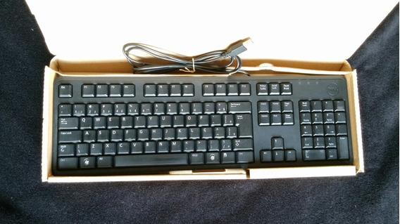 Teclado Usb Dell Kb212-b - Abnt2