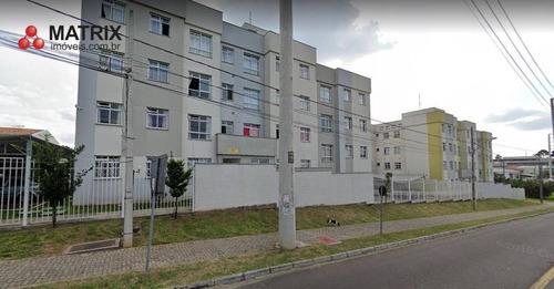 Apartamento Com 2 Dormitórios À Venda, 50 M² Por R$ 185.000,00 - Sítio Cercado - Curitiba/pr - Ap6364