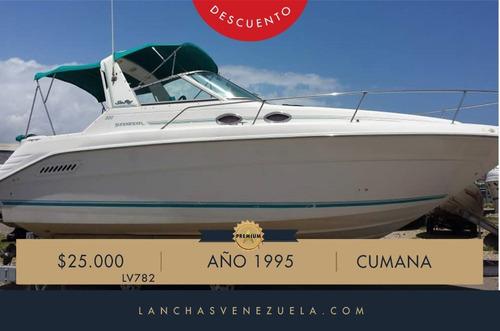 Lancha Sea Ray S 30 Lv782