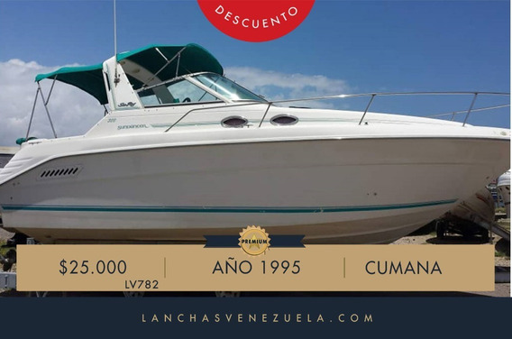 Lancha Sea Ray S 30 Lv782