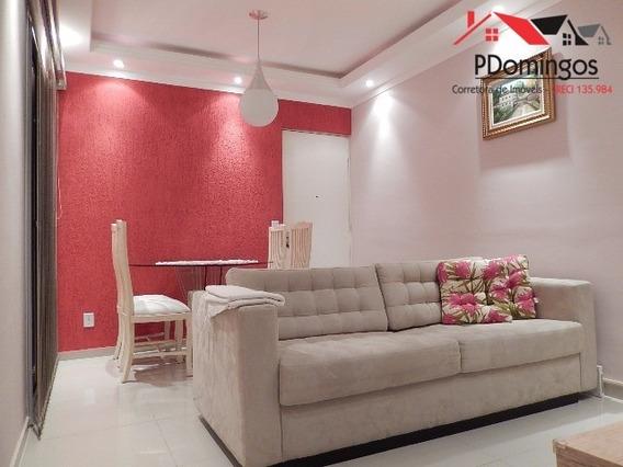 Apartamento À Venda No Parque São Jorge ( Divisa Com Hortolândia ), Em Campinas - Sp!!! - Ap00156 - 4574629
