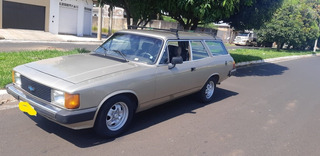 Chevrolet Caravan 1985 Motor 2.5 88 Cv Gasolina.