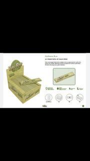 Busco Socio Importación/distribución Papel Fumar 100% Ecolog