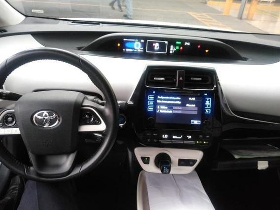 Toyota Prius 5p Hb Premium Hibrido Ta Piel Gps