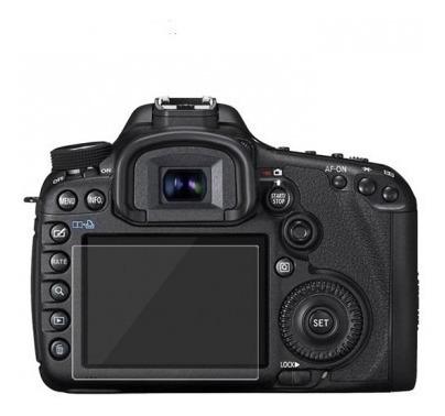 Película Vidro Protetora Lcd Display Canon Eos T5/t6/t7