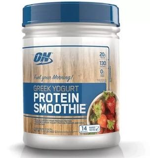 Greek Yogurt Protein 460g - Optimun On [morango/baunilha]