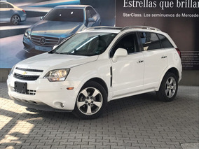 Chevrolet Captiva 5p Lt 3.0l Aut Piel 2014