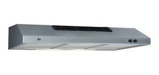 Campana extractora purificadora cocina Teka Easy TMX ac. inox. empotrable 600mm x 150mm x 500mm titanium 110V