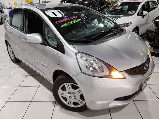Honda Fit Dx 1.4 Flex