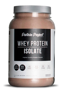 Protein Project Isolate Chocolate X 2 Unidades !