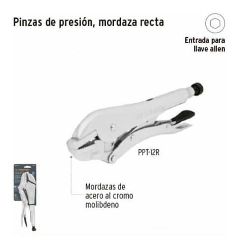 Alicate De Presión Truper 10 PLG