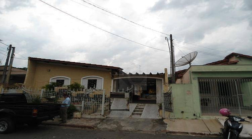 Casa Residencial À Venda, Centro, Indaiatuba. - Ca1298
