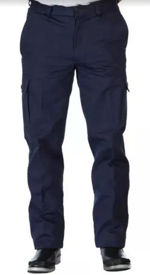 Pantalón Cargo Trabajo No Pampero
