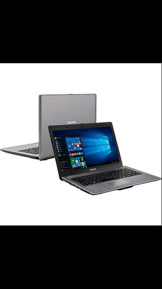 Notebook Positivo Intel Dual Core 2gb Hd 500gb _ Novo