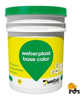 Oferta! Weber Plast Base Color 20 Kg - Mat Melian