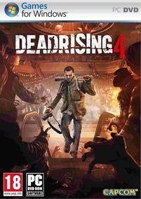 Dead Rising 4 Pc - 100% Original (steam Key)