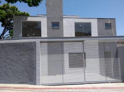 Casa Duplex Com 2 Quartos Para Comprar No São João Batista (venda Nova) Em Belo Horizonte/mg - 3057
