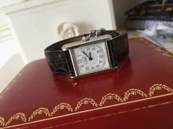 Relógio Original Cartier