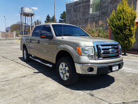 Ford Lobo 4.6 Xlt Cabina Doble 4x2 Mt 2009