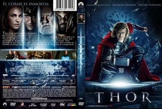 Thor 1 Y/o 2 Dvd Original 100% Z/ Sur O Microcentro