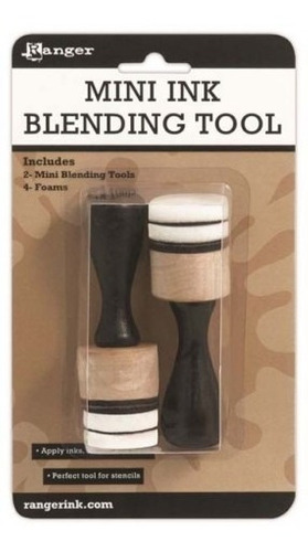 Imagem 1 de 1 de Ranger Mini Round Ink Blending Tools