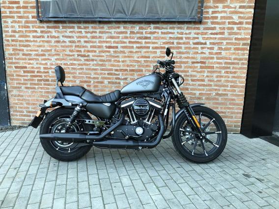 Harley Davidson Iron 2017 Único Dono