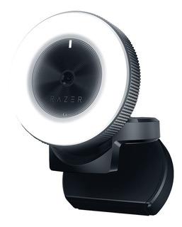 Webcam Gamer Razer Kiyo Para Streaming Con Iluminación