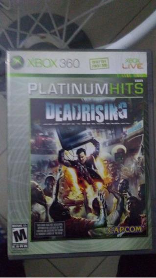 Dead Rising Xbox 360 Midia Fisica