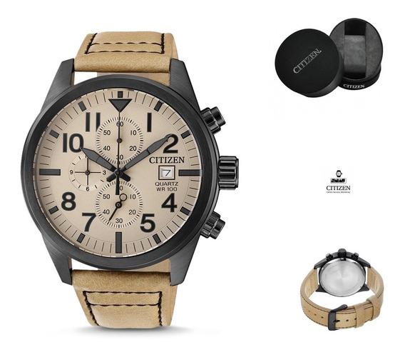 Reloj Citizen 60999 An3625-07x Hombre Correa Watchsalas Full