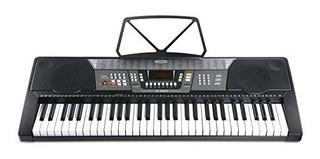 Joy Jk66m 61key Simulacion Piano Teclado Electronico Con Usb