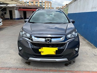 Honda Wr-v Exc 2019 Autimatica - Version Full Equipo