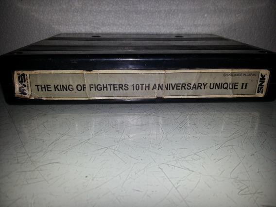 The King Of Fighters 10th Aniversary -cartucho Neogeo Mvs