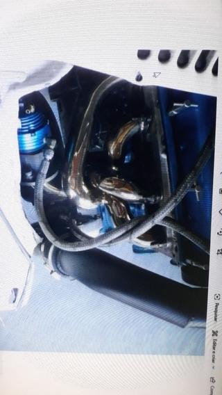 Coletor De Inox Ap Turbo Fusca C/ Saida 3 Polegadas Arashi