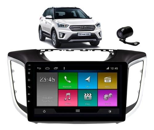 Kit Multimidia Hyundai Creta Pcd 2020 21 Android Tv Bt Wifi