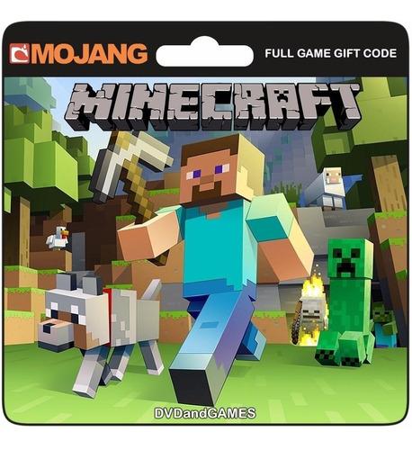 Minecraft Premium + Capa Optifine Pc Original Español Online